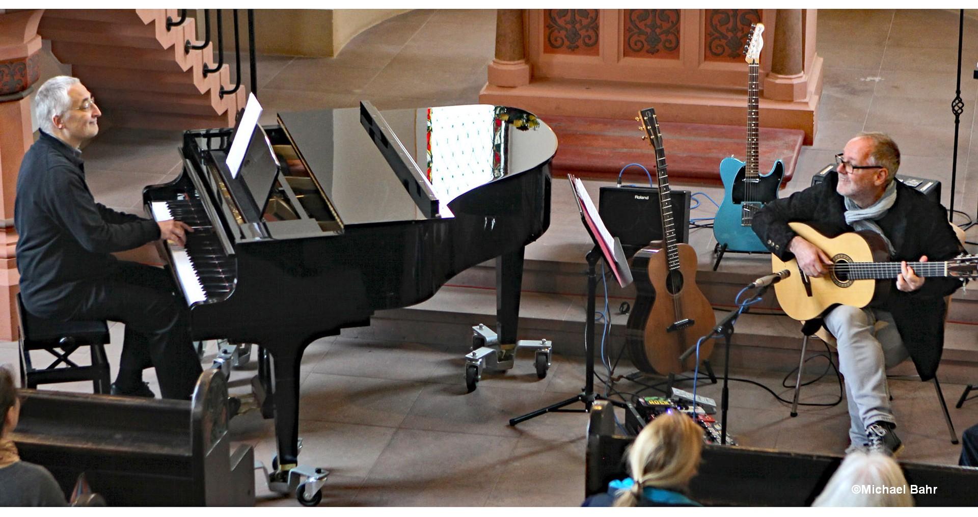 Kammermusikalischer Jazz aus dem Barockhaus