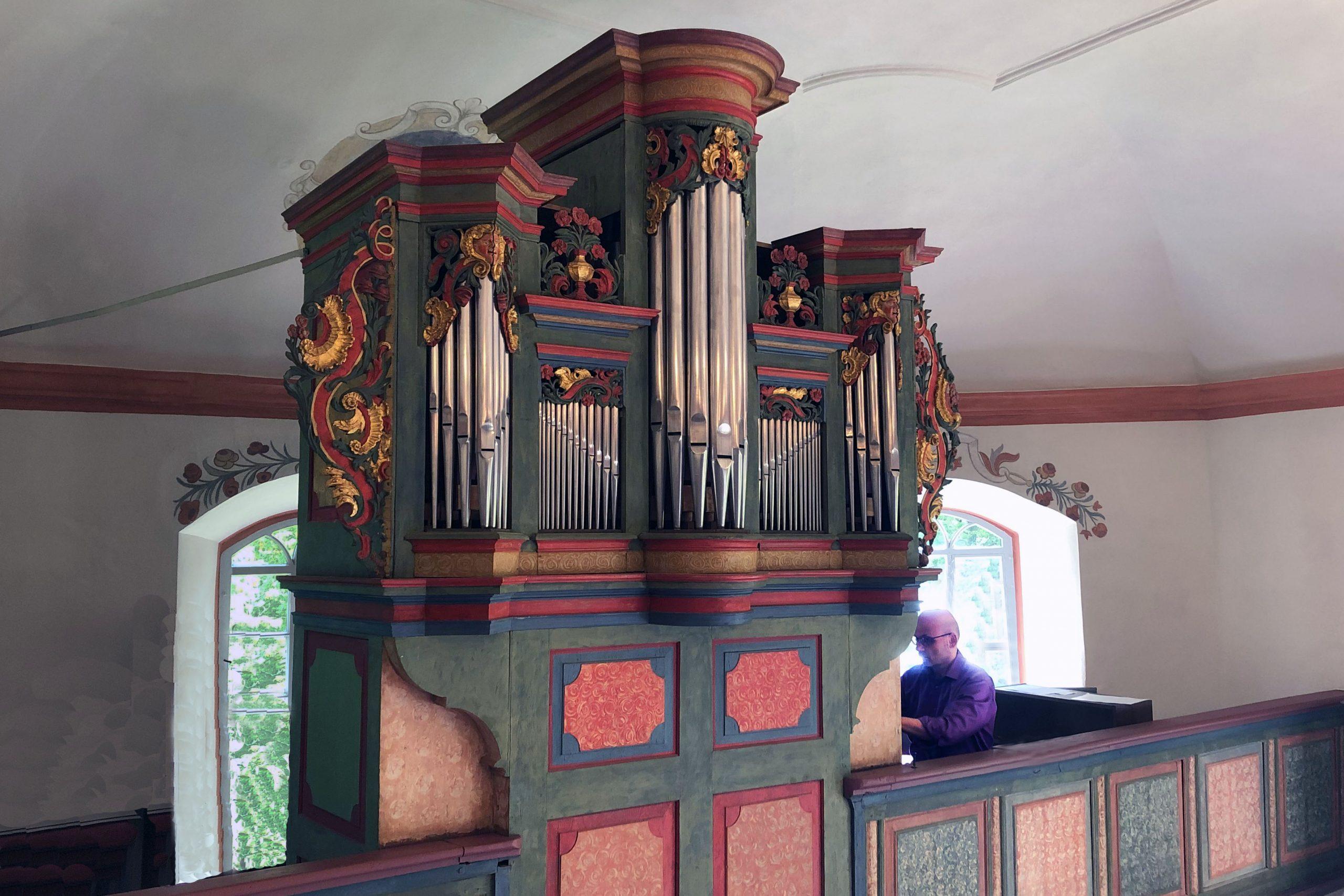 5. Stream Konzert – Orgelkonzert vom Altenberg